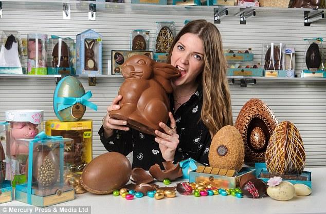 這個全世界最甜的工作一週可以吃下5.8公斤的巧克力!但還是要付出代價的...