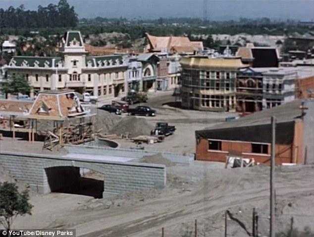 為了慶祝60週年,迪士尼公布這支1:06影片讓你看到「世界上最快樂的地方」迪士尼樂園的建造過程!