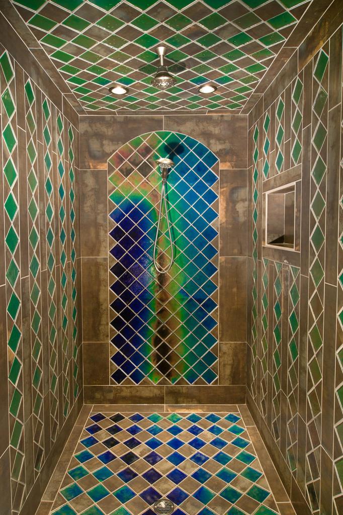 好棒的裝潢...這真的是浴室嗎?