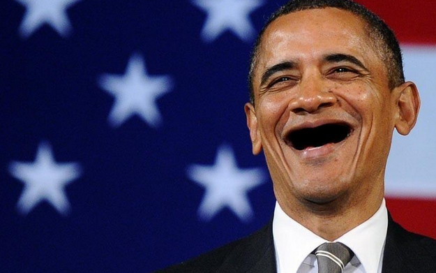 歐巴馬( Obama)