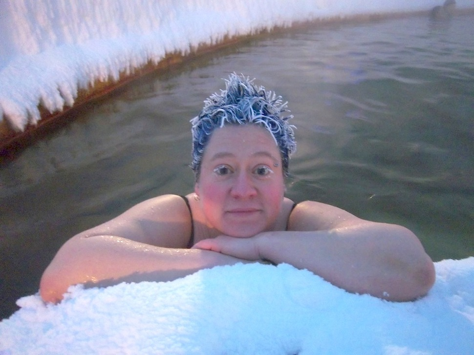 來到加拿大這個零下30度的魔髮世界,身體上的毛髮都會變得超瘋狂!