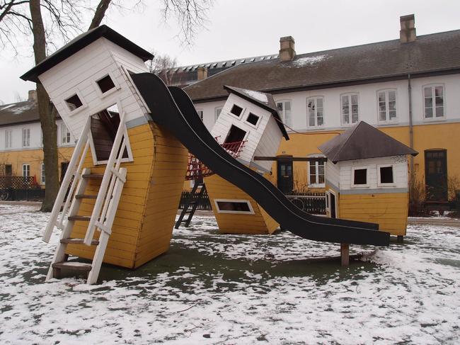 35個最黑暗的失敗遊樂設施,存心是要讓小孩半夜哭著吵爸媽啊!