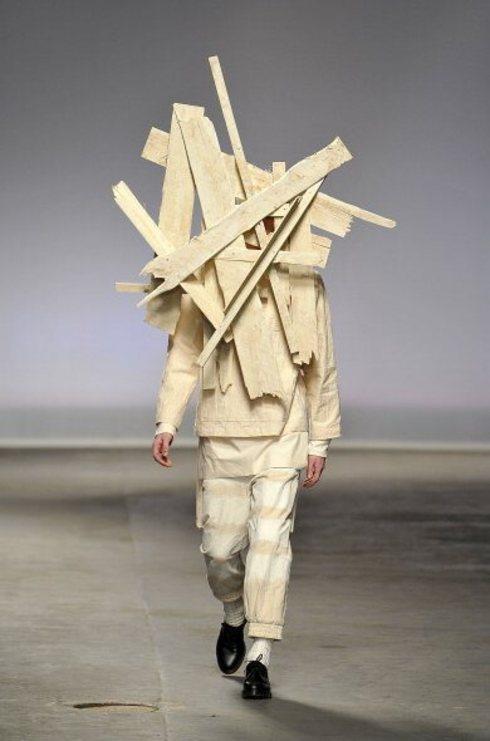 這28張男模時尚走秀照片說明了,時尚界真的不是每個人都能踏進去的地方!