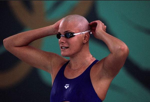 以前是奧運游泳健將,現在是193公分高超級男模,其實他還有另一個與眾不同的秘密!
