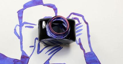 別再說沒有靈感了,這名插畫家把我們身邊所有的日常用品都變成創意無窮的藝術!