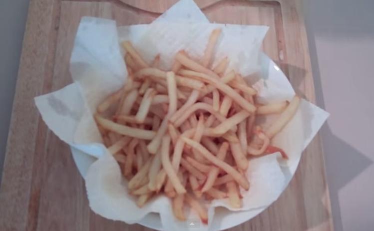 這就是你可以DIY完美複製麥當勞薯條美味口感的秘訣!