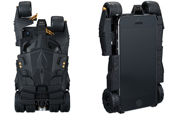 這24個超有創意的精美手機保護殼,可能會讓你喜歡到捨不得裝在手機上面...!