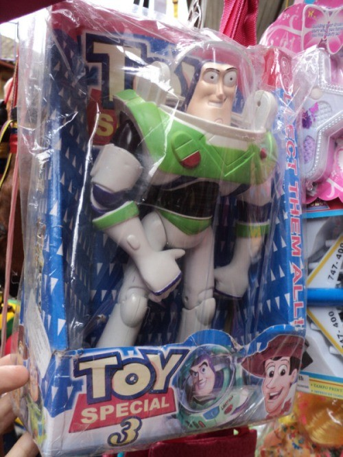 Toy Special 3?! I must have missed the first 2.