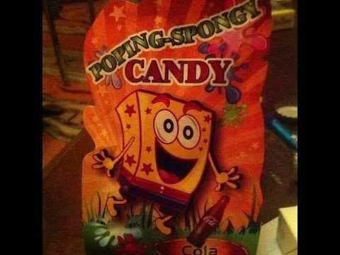 This candy might be poisonous.