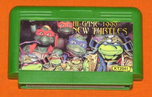 I miss the old turtles.
