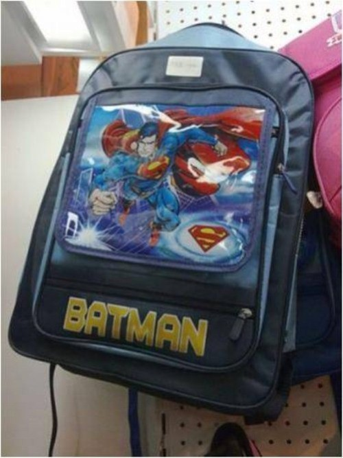 That is not Batman at all.
