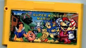 He is quite wonderful, but why is Snow White there?
