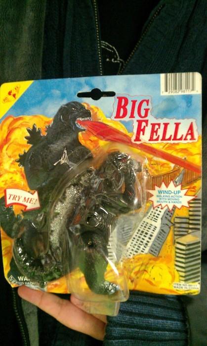 Hey there, Big Fella.