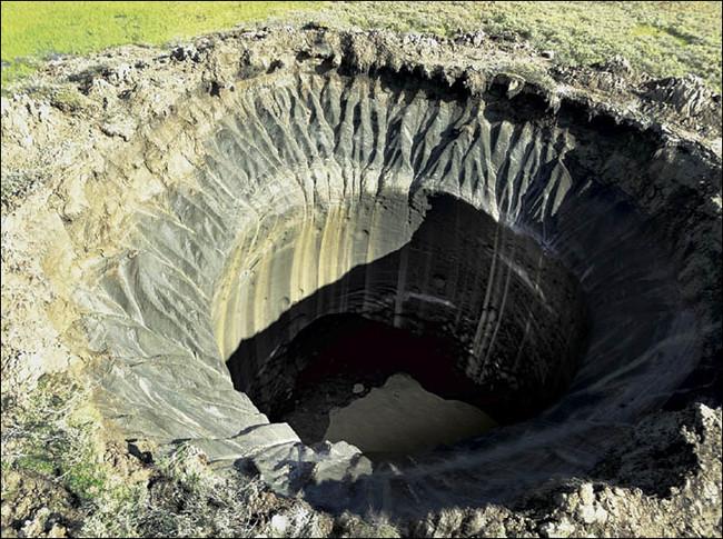 科學家目前所知的4個大隕石坑(另外12個隕石坑是小的)位於俄羅斯北部的荒野。然而,也有許多人認為隕石坑可能甚至有更多,只是還沒被發現。