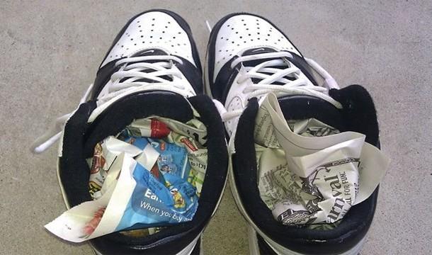 18. 濕鞋子