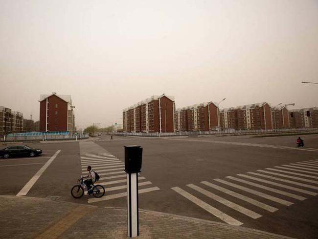 這不是末日後的城市...這是一些在中國的「繁華」鬼城!