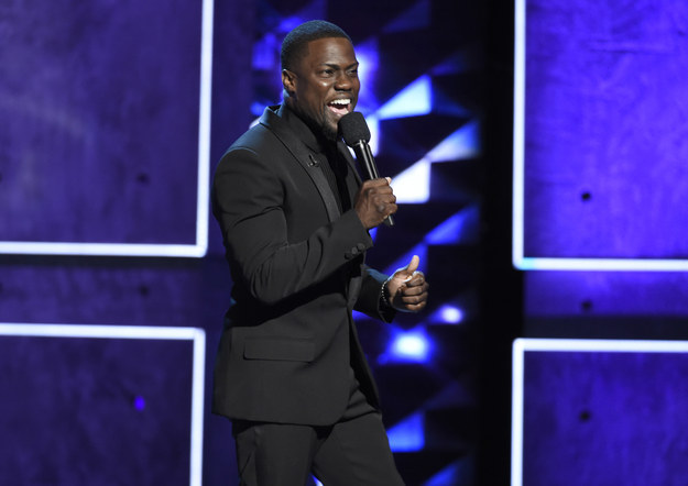 """""""Tonight we're going to give what his parents and the legal system should have done years ago,"""" host Kevin Hart said. """"We're going to give this boy an ass-whoopin'."""""""