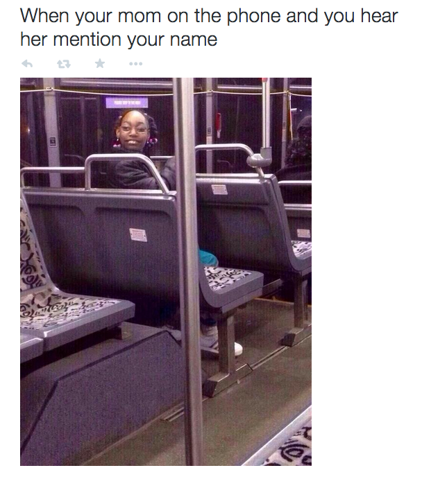 Hearing your name: