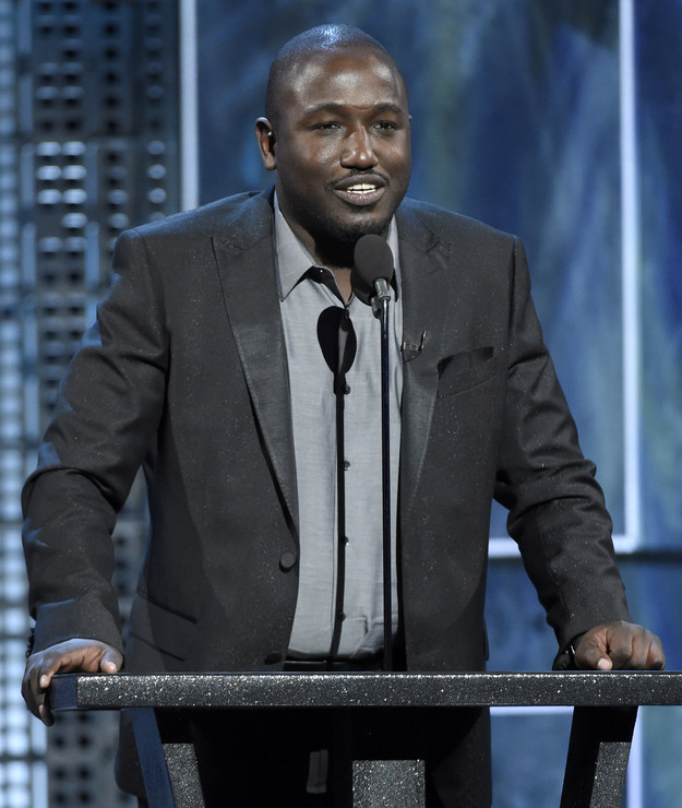 """""""They say that you roast the ones you love,"""" Broad City's Hannibal Buress said, """"but I don't like you at all, man. I'm just here because it's a real good opportunity for me."""""""