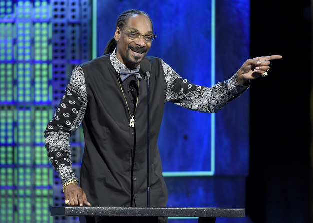 """""""You bought a monkey!"""" Snoop Dogg said. """"I mean, that monkey was more embarrassed than the one that started the AIDS epidemic."""""""