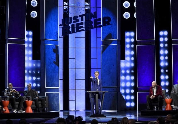 Comedy Central taped its roast of Justin Bieber on Saturday night, with a parade of comedians lining up to take shots at the singer.