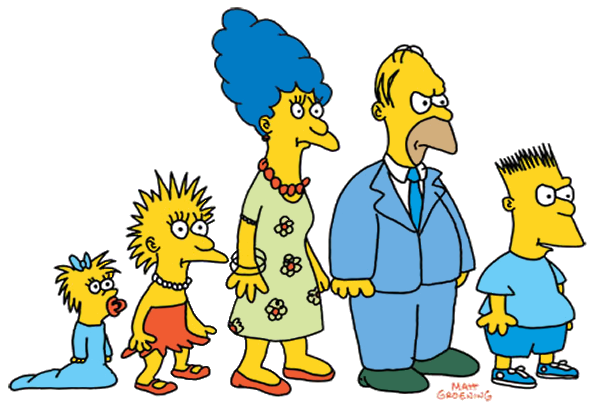 The Simpsons, 1987