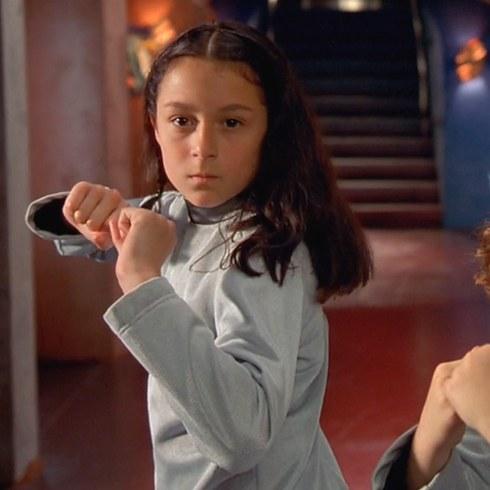 12.《小鬼大間諜》(Spy Kids) 的阿麗夏·維加 (Alexa PenaVega)。