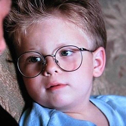 11.  《征服情海》(Jerry Maguire) 的強納森力普尼 (Jonathan Lipnicki)。
