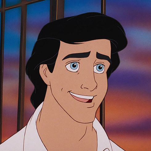 7個迪士尼王子在故事結束後、變成滿頭白髮的後續故事。