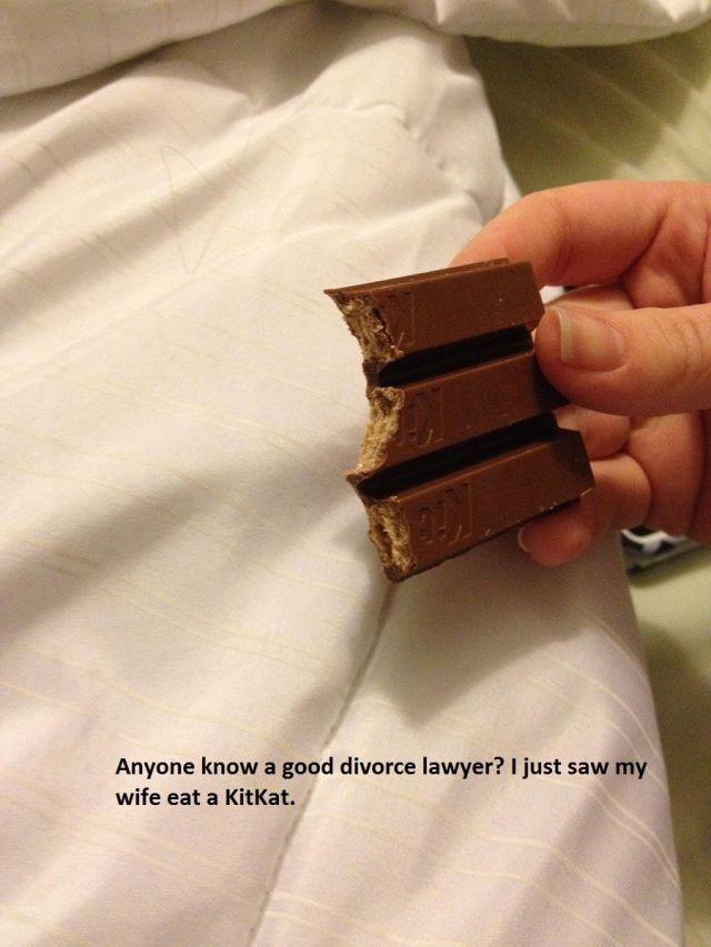 26個另一半真的太愛惡搞了,我想他們現在應該已經離婚了吧?