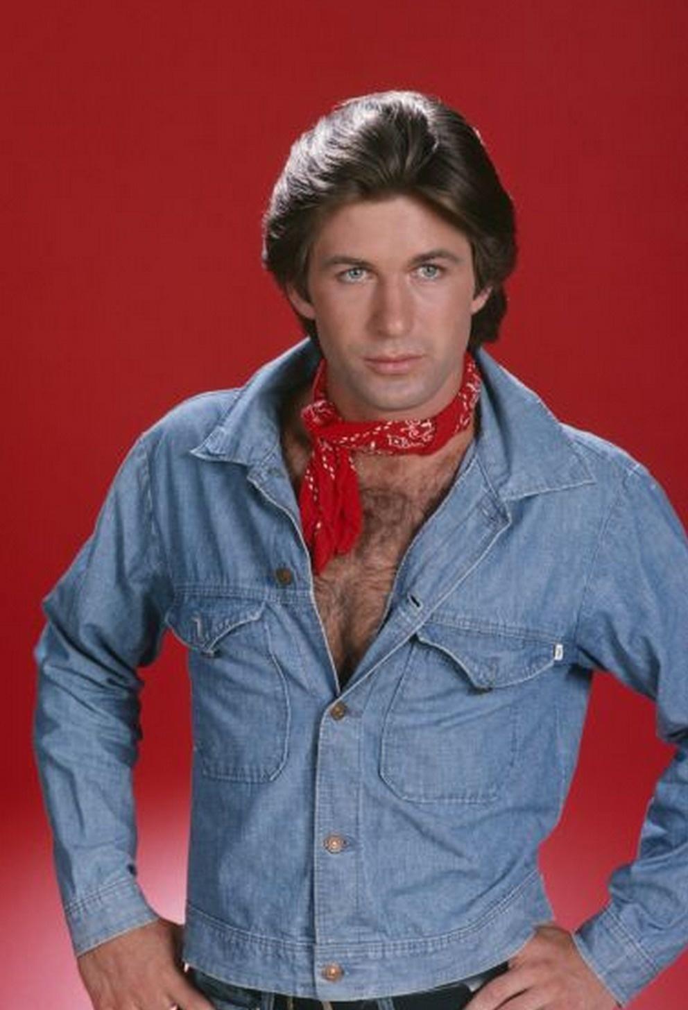 Alec Baldwin goes western