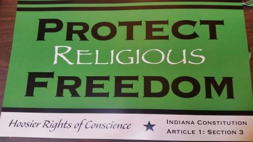 美國印第安那州允許店家不雇用或不服務同志,引起眾多名人的超強重炮回擊!