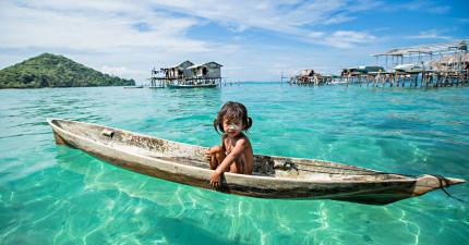 這個世界上唯一僅存的海上遊牧民族,海上吉普賽的生活會讓你想手刀逃出辦公室...!