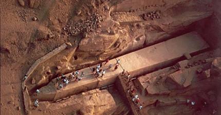 10個你的歷史課本應該要教你的神祕古代遺跡。