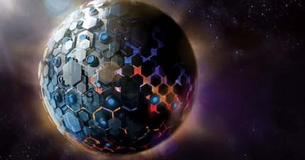 科學家發現50個星系散發出異常能量,代表外星高度文明正控制整個星系?!