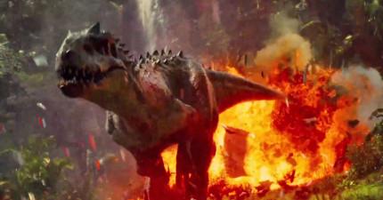 《侏羅紀世界》最新完整預告釋出,2:30分鐘讓你完全看懂這一集到底在演什麼!