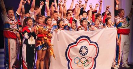 台灣啦啦隊的選手15年來都自掏腰包出國比賽,今年終於擊敗強敵美國拿下世界冠軍!