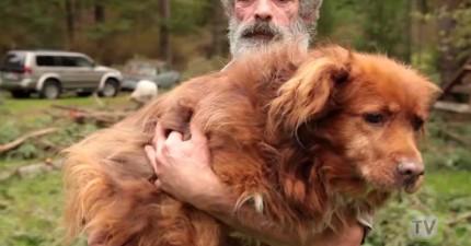 這名男子收容了所有大家不要的狗狗,無私奉獻讓他獲得了意外連環驚喜!