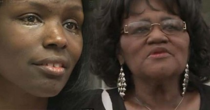 這位老母親50年來一直以為女兒已經死了,最後重逢的狂喜已經無法用文字形容!