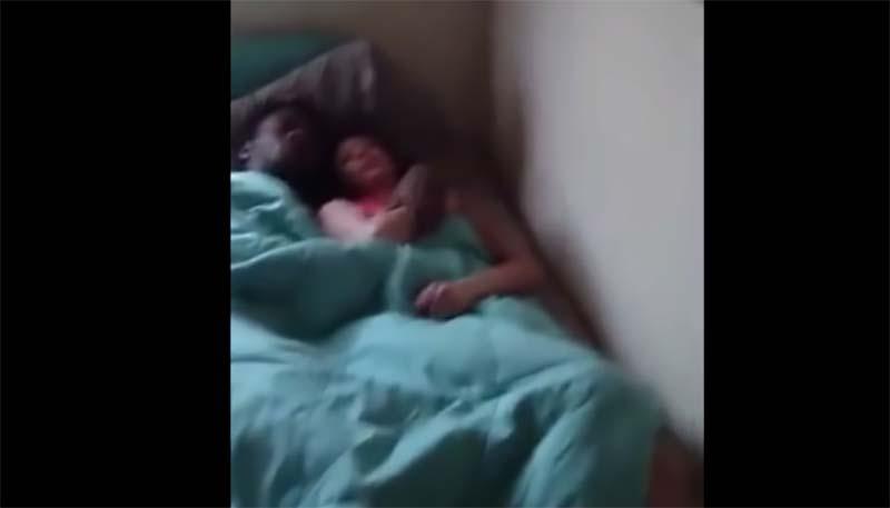 這位男友衝去女友家捉姦在床,結果女友的反應...讓人完全傻眼。
