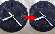 利用這個簡單原理創造錯覺,你家的時鐘就會開始對你可愛眨眼!
