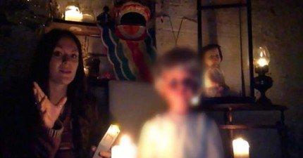 慎入!已經有不少人看了這個惡靈附身的洋娃娃而發生怪異現象!