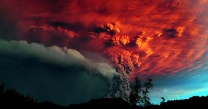 科學家表示:世紀末將可能有龐大火山噴發毀滅全人類文明。