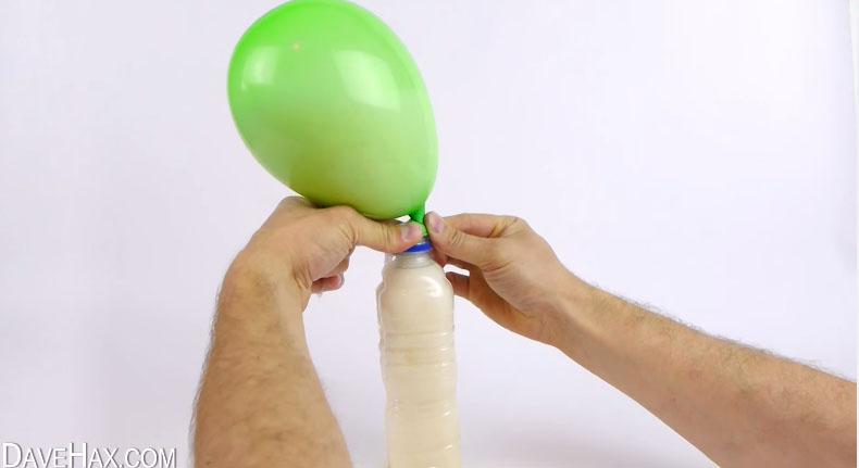 如果拿一顆氣球重壓一堆圖釘,氣球到底會不會炸掉呢?