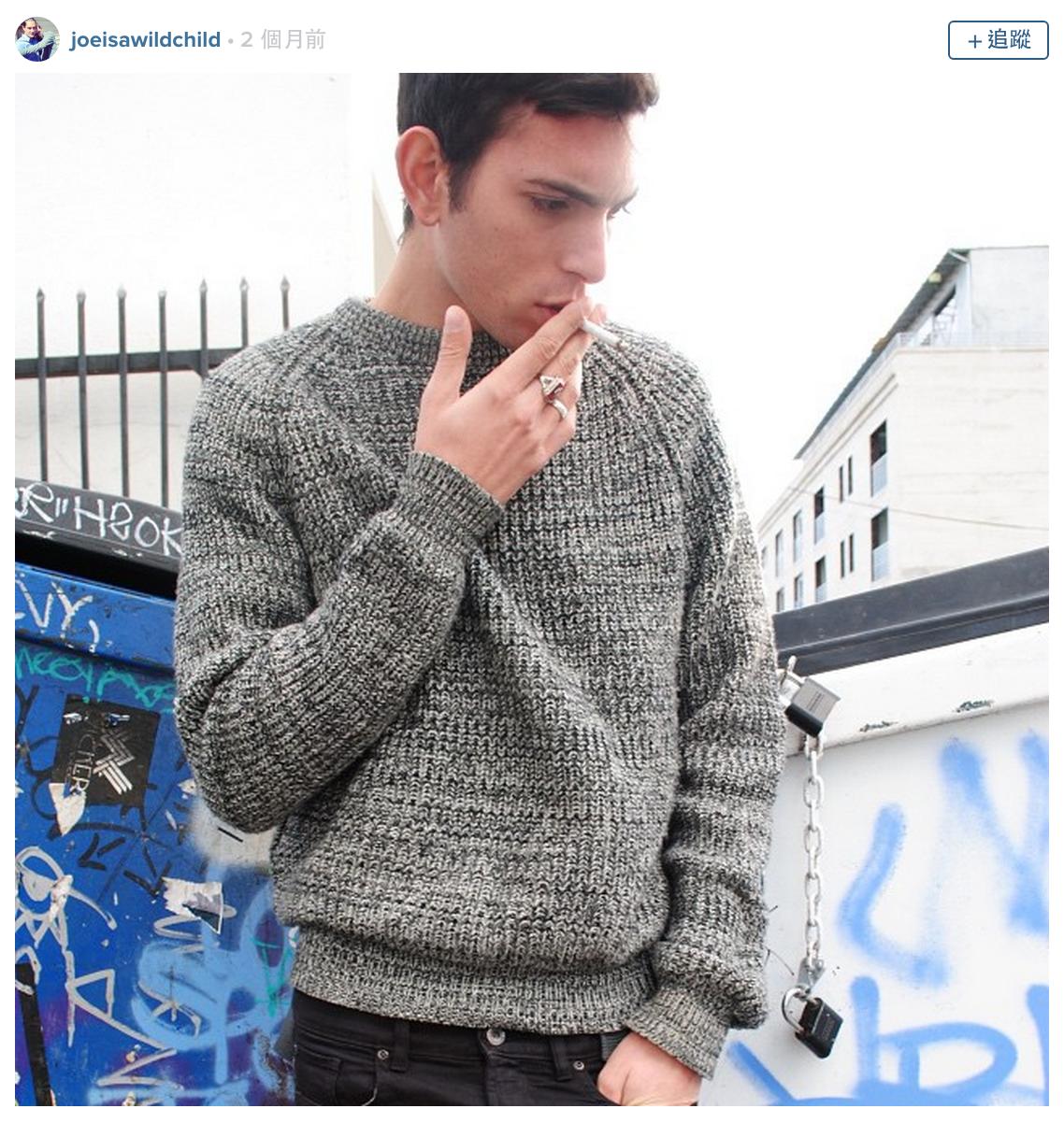 這名25歲帥哥中風失憶後只好用Instagram社群網站中的回憶找回自己。