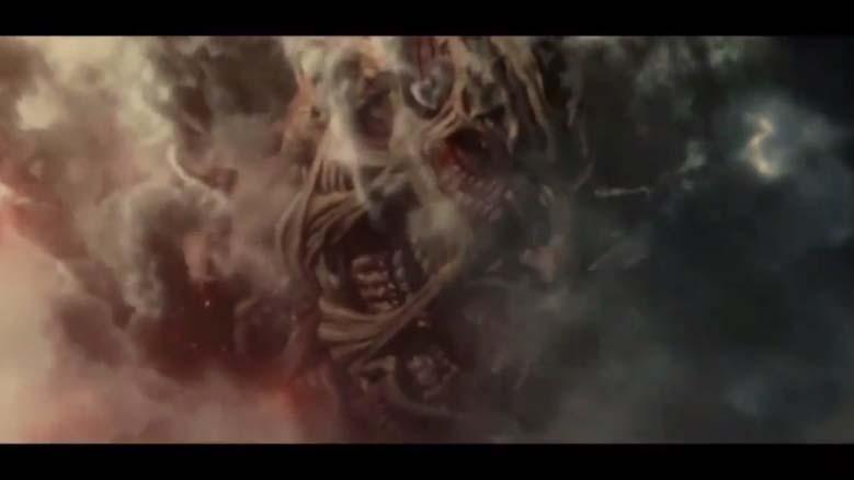 《進擊的巨人》釋出完整版預告!超大型巨人的驚悚真面目終於曝光!
