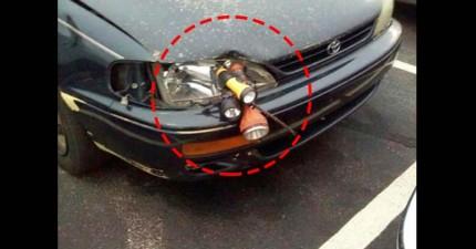 26個自以為修車技術一流的傢伙...會讓你發現到這世界比你想像的危險多了!