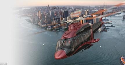 擁有豪宅不夠看!這台要價4.6億的頂級直升機閃亮的內裝才讓人無法逼視啊!