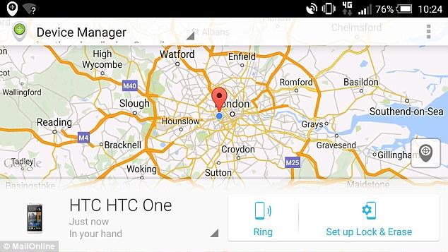 安卓手機用戶搞丟手機不用慌,現在用Google打進這個關鍵字搜尋就可以找到!