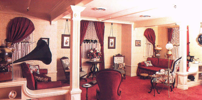 18.) There is a secret apartment above Main Street USA's fire house in the Magic Kingdom.